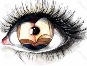 olvasás rontja látást szemet