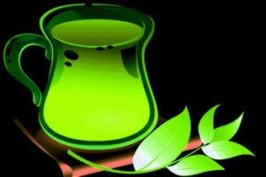 Bioterápia - zöld tea terápia