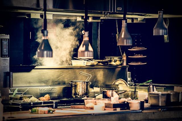 ipari nagykonyhai mosogatás